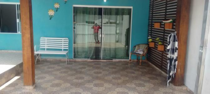Maranduba – Casa c/ piscina – 2 dorms – 10 pessoas – MR114